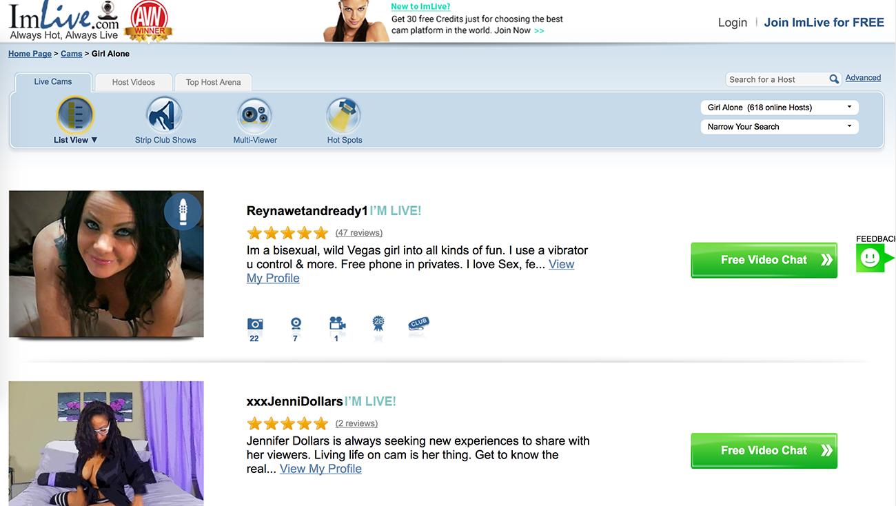 Imlive Com Review